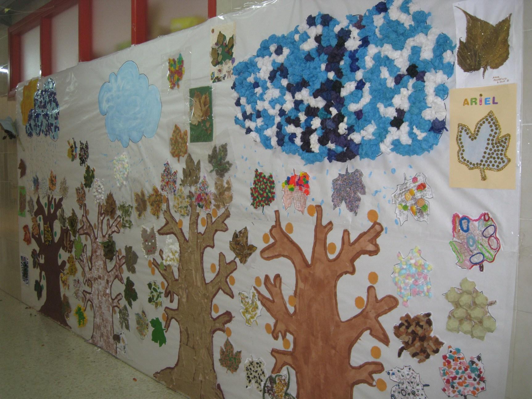 Decoracion Infantil Oto?o ~ Posted in Decoracion de pasillos , Murales , Oto?o on 22 agosto, 2012
