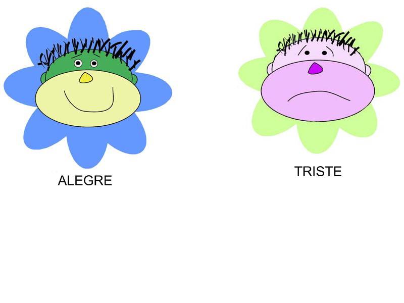 CARA ALEGRE Y TRISTE | Rincón de infantil