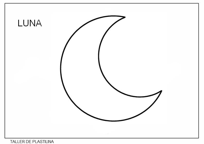 22 agosto 2012 rinc n de infantil - Dibujos de lunas infantiles ...