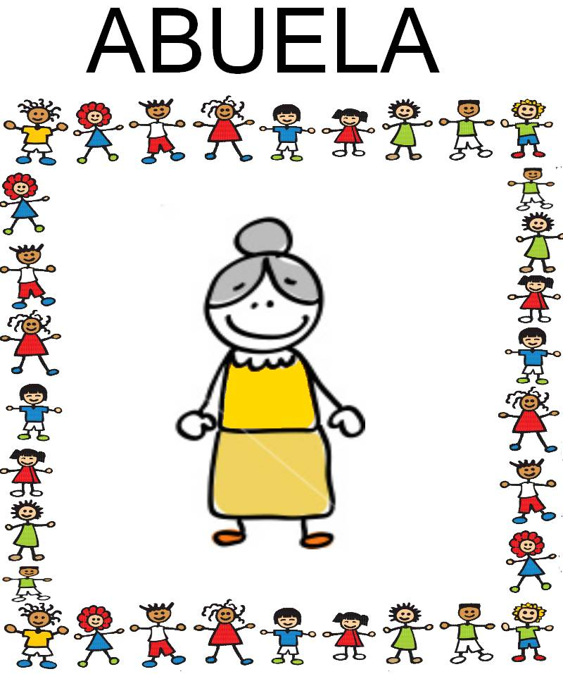 Cartel abuela rinc n de infantil for La cocina dela abuela paca